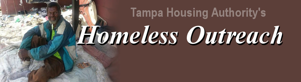 Tampa Housing Authorityu0027s Homeless Outreach