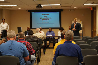 Contractors Learned About Tampa Housing Authority Procurement Methods And  Upcoming Capital Projects.
