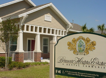 Belmont Heights Estates Tampa Housing Authority